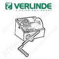 Verlinde Hand Winches, Hand Operated Wire Rope Hoists  - 150kg to 3000kg