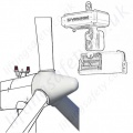 Wind Turbine Electric Chain Hoists with High Speed Lift and up to 1000kg Capacity