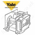 Yale Electric Wire Rope Winches / Hoists for Pulling and Lifting Applications
