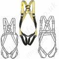 Yale Fall Arrest Safety Harnesses EN361