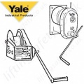Yale Hand Winches, Hand Operated Wire Rope Hoists - 300kg to 800kg
