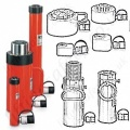 Yale Hydraulic Lifting Cylinders