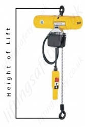 Yale Cps Electric Hoist Hol