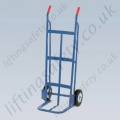 LiftingSafety Medium Duty Sack Truck - 200kg - 240 x 365mm Shoe - 1220mm Height