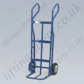 LiftingSafety Medium Duty Sack Truck - 200kg - 240 x 365mm Shoe - 1220 Height