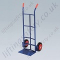 LiftingSafety Plate Shoe Sack Truck - 200kg - 200 x 365mm Shoe - 1100mm Height