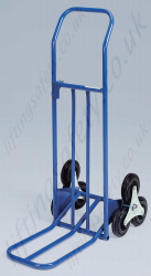 LiftingSafety Star Wheel Sack Truck, 150kg Capacity
