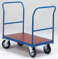 LiftingSafety Double Tubular Ended Trolley, 500kg Capacity, Various Size Options Available