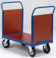 LiftingSafety Double Plywood Ended Trolley, 50kg Capacity, Various Size Options Available