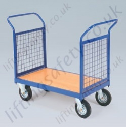 LiftingSafety Double Mesh Ended Trolley - 350kg Available in Two Sizes