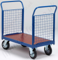 LiftingSafety Double Mesh Ended Trolley, 500kg Capacity, Various Size Options Available