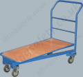 LiftingSafety Nesting Trolley, 400kg Capacity, 1180 x 600mm Platform