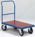 LiftingSafety Single Ended Tubular Trolley, 500kg Capacity, Various Size Options Available