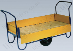 LiftingSafety Balance Trolley, 500kg Capacity, Various Size Options Available