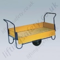 LiftingSafety Small Balance Trolley - 255kg - Available in three sizes.