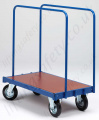 LiftingSafety Double Removable Sided Trolley - 350kg - 1200 x 750mm Platform, 900mm Sides