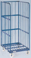 LiftingSafety High Load Cage Trolley, 500kg Capacity