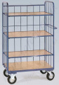LiftingSafety Cage Trolley, 500kg Capacity, with Option of Two Shelves or Three Shelves
