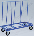 LiftingSafety Tall Large Panel Trolley, 500kg Capacity, Board Size 2550 x 1250mm