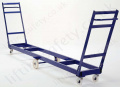 LiftingSafety Long Tyre Trolley Designed to Carry Tyres Safely Horizontally