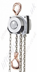 "Yale ""Yalelift 360 SR"" ATEX  Hand Chain Hoist, Hook Suspended - Range from 500kg to 20,000kg"