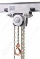 Yale Yalelift 360 ITP SR ATEX Hand Chain Hoist with Monorail Push Travel Trolley - Range from 500kg to 2000kg