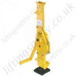 Yale SJ Mechanical Steel Jacks - Range from 1500kg to 10,000kg