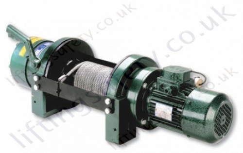 Heavy Duty Freespool Electric Winch