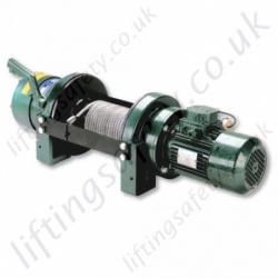 Heavy Duty Freespool Electric Winch - 3000kg or 4000kg