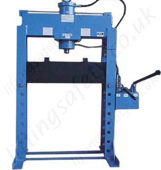 standard height heavy duty hydraulic press manual hydraulics standard height heavy duty hydraulic press manual hydraulics operation range from 25 000kg to 100 000kg