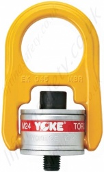 Yoke Swivel Hoist Ring Washer Type