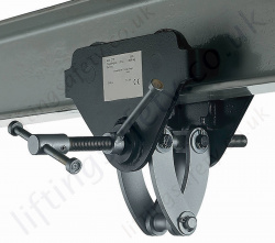 Yale CTP Beam Clamp Trolley - Range from 1000kg to 3000kg