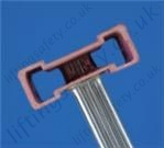 svelt V3 fibreglass ladder aluminium rungs
