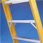 fibreglass stepladder safety steps