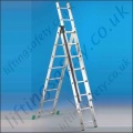2 Position Ladder - 5.13m Maximum Working Height