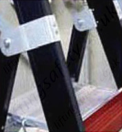 stepladder enclosed hinges