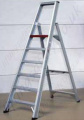 Heavy Duty Professional Stepladder Platform - Maximum Height 4.80m