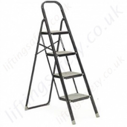 Tubular Steel Flat Folding Steps