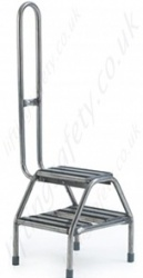Stainless Steel Non Slip Light Duty Static Steps