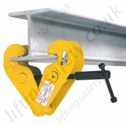 Yale YC Standard Beam Clamps - Range from 1000kg to 10,000kg