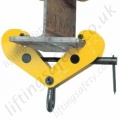 Yale SC92 Beam Clamp with Shackle - Range from 1000kg to 20000kg