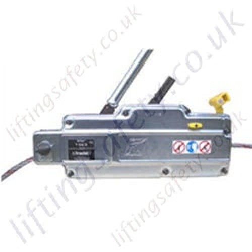 Cable Winch Puller Manual http://www.liftingsafety.co.uk/product/tirfor-t500-185.html