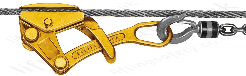 Yale LMG Cable Grips and Pullers - Pulling Force 2000 to 5000 daN ...