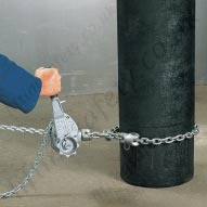 yale d-95  lever hoist sling chain