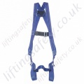Miller Titan 1 Point Fall Arrest Harness with Rear 'D' Ring