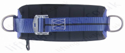 "Miller TItan ""WPB"" Economy Work Positioning Belt For Use With Pole strap & Restraint Lanyard with 2 x Side 'D' Rings."