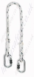 Titan Restraint lanyard 1, 1.5 & 2 metre with 18mm karabiners