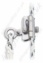 "Miller ""MF52"" Automatic and Manual Operation. Guided Fall Arrester. Rope Grab Options to Suit 10-12mm and 14-16mm Synthetic Rope."