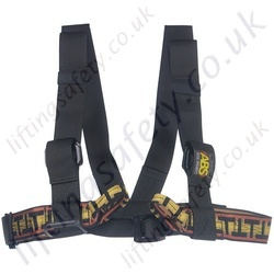 "Miller ""ITC"" Chest Harness for use with Rat, Polecat and Ram Harnesses to Create Full Body EN813 Harnesses."