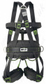 "Miller ""IBX2R"" Rope Access Safety Harness with Front and Rear 'D' Rings & Work Positioning Belt"